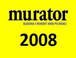 Журнал Murator №1-12 2008 (PL)