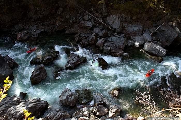 Река Башкаус
