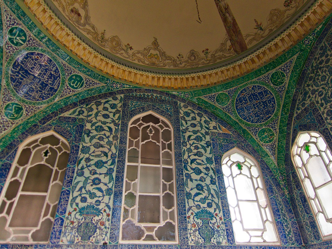 Стамбул - Гарем дворца Топкапы