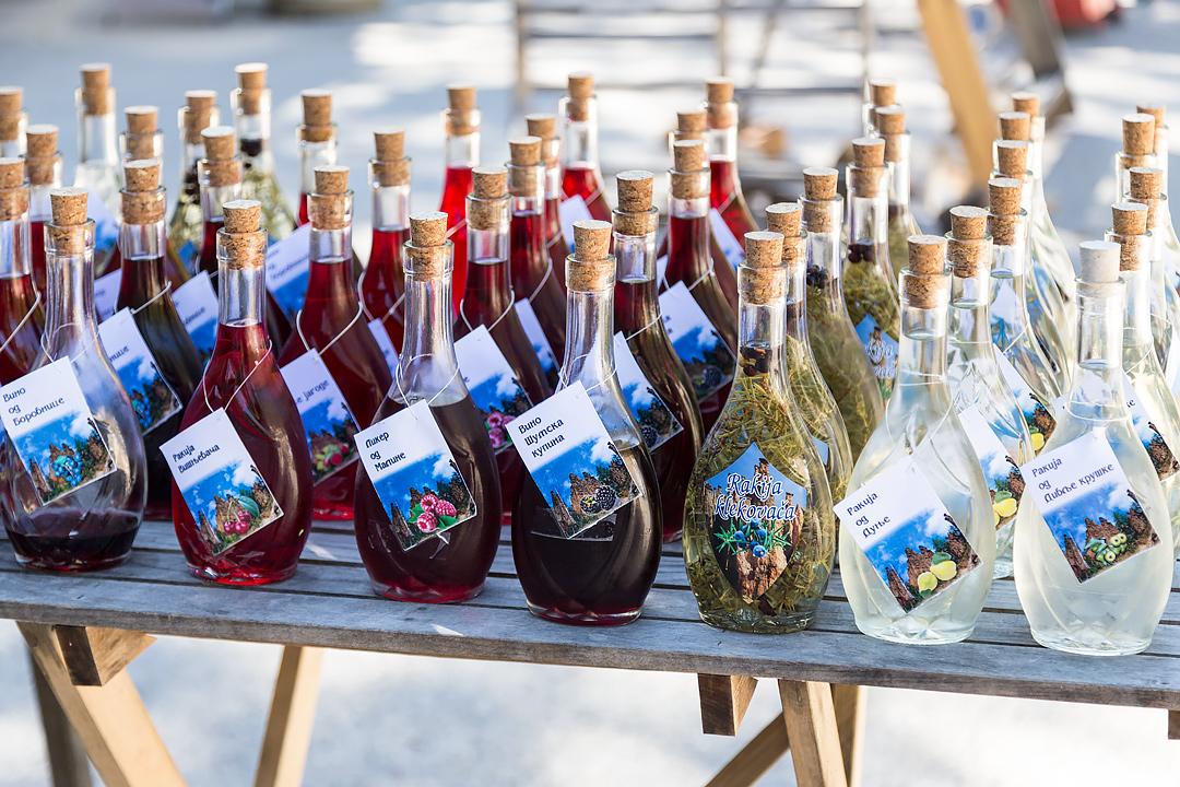 Сербская выпивка