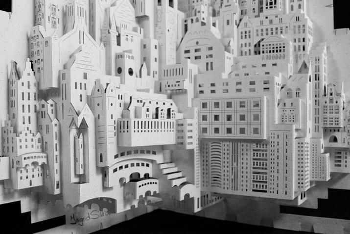 Архитектура бумаги