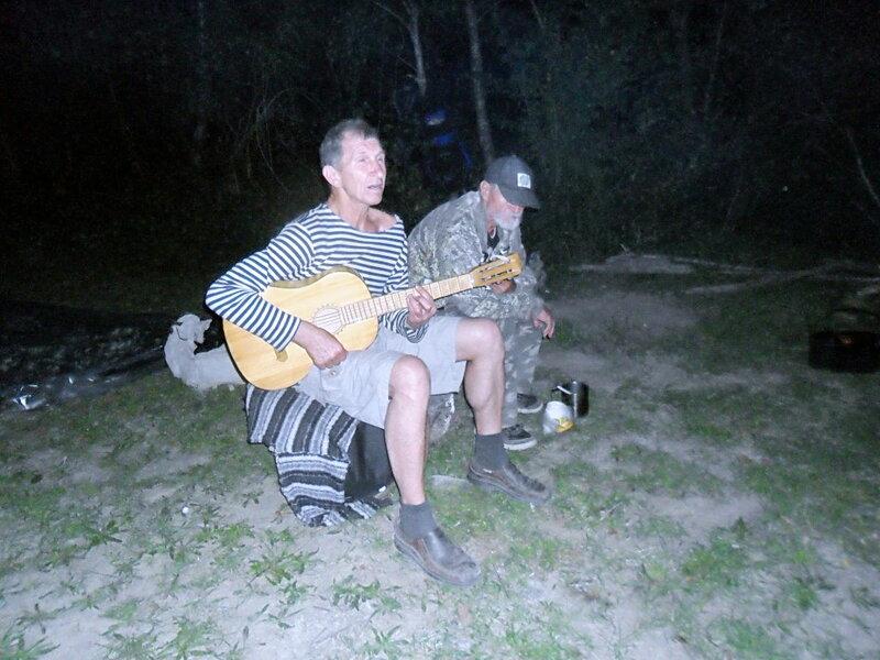 Сентябрь 2011, в походе, Кавказ, Туапсинский район