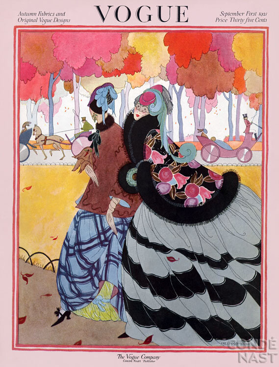 Vogue Covers 1914