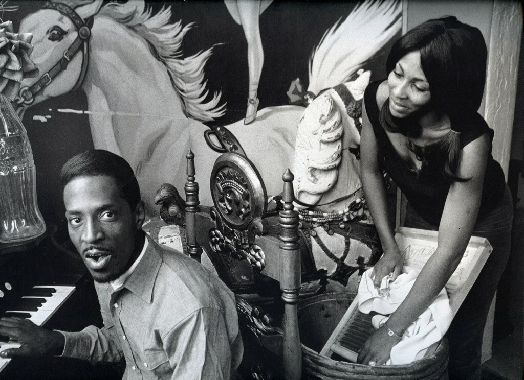 Dennis Hopper - Photographs from 1961 - 1967.Ike and Tina Turner  1965
