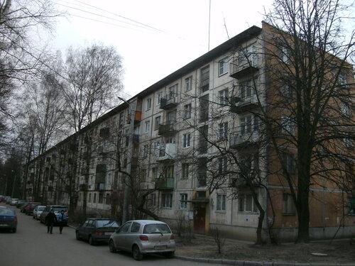 ул. Софьи Ковалевской 3к3