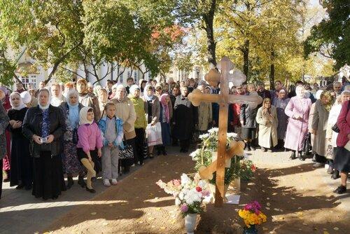 Престольный праздник собора