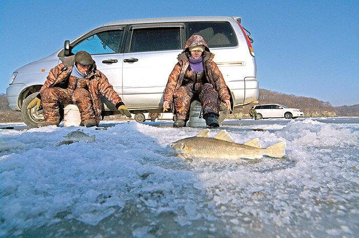 Рыбалка во Владивостоке и Приморском крае
