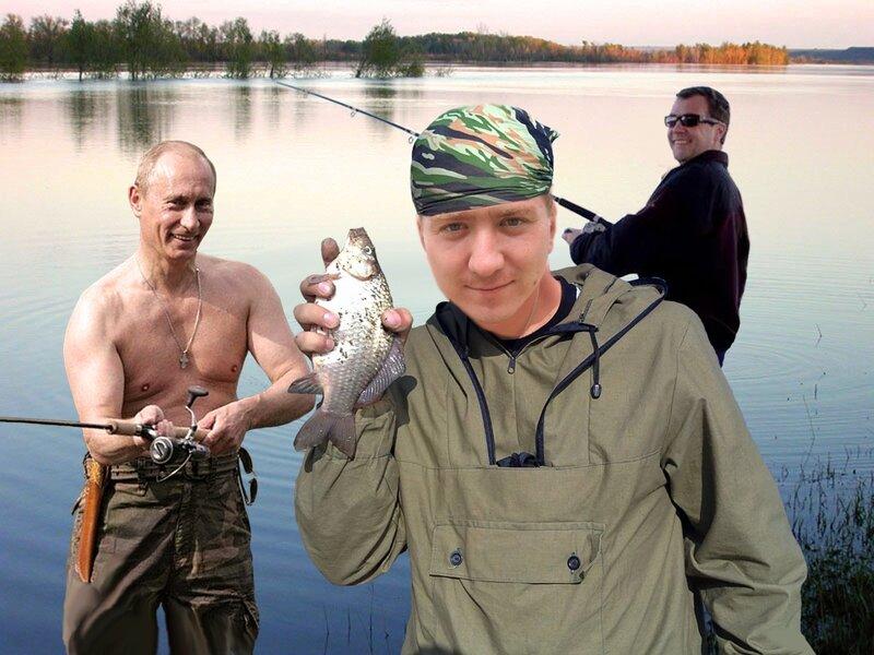Фотомонтаж русских знаменитостей 8 фотография