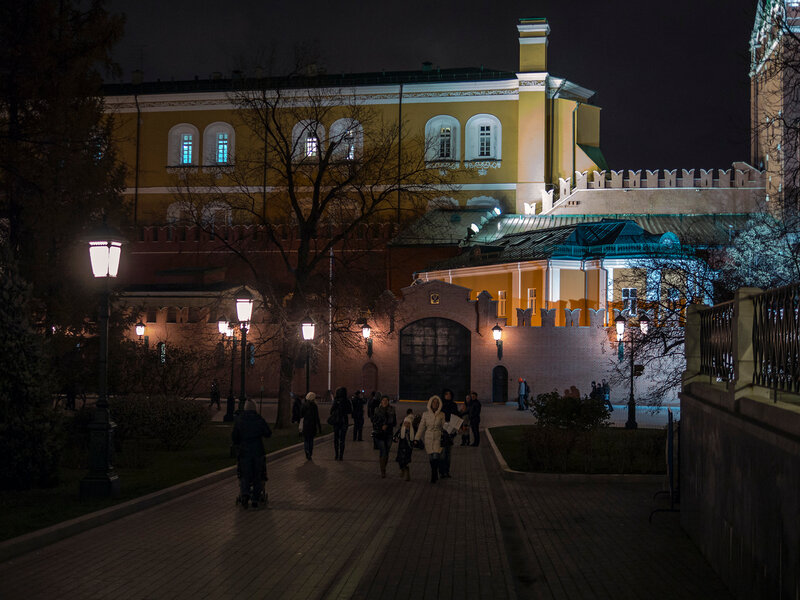 Кремлёвские палаты