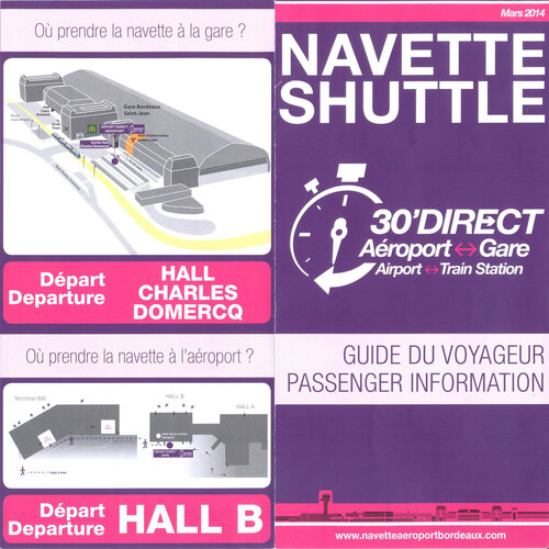 Navette shuttle