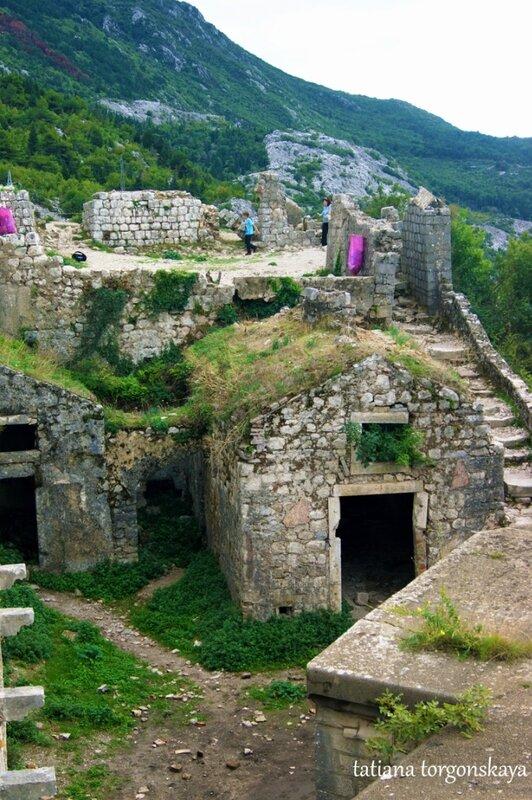 В крепости Св. Ивана