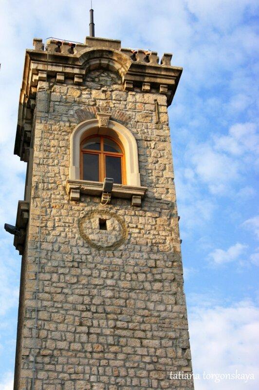 Башня в Старом городе