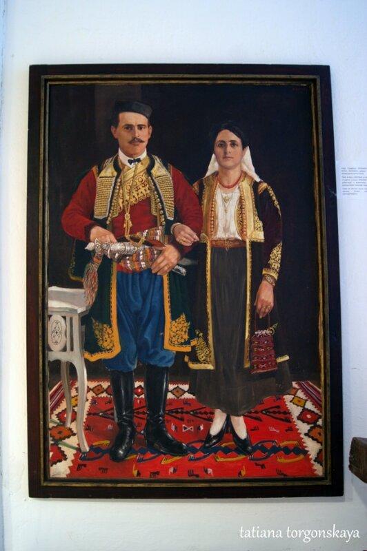 Портрет четы Раткович