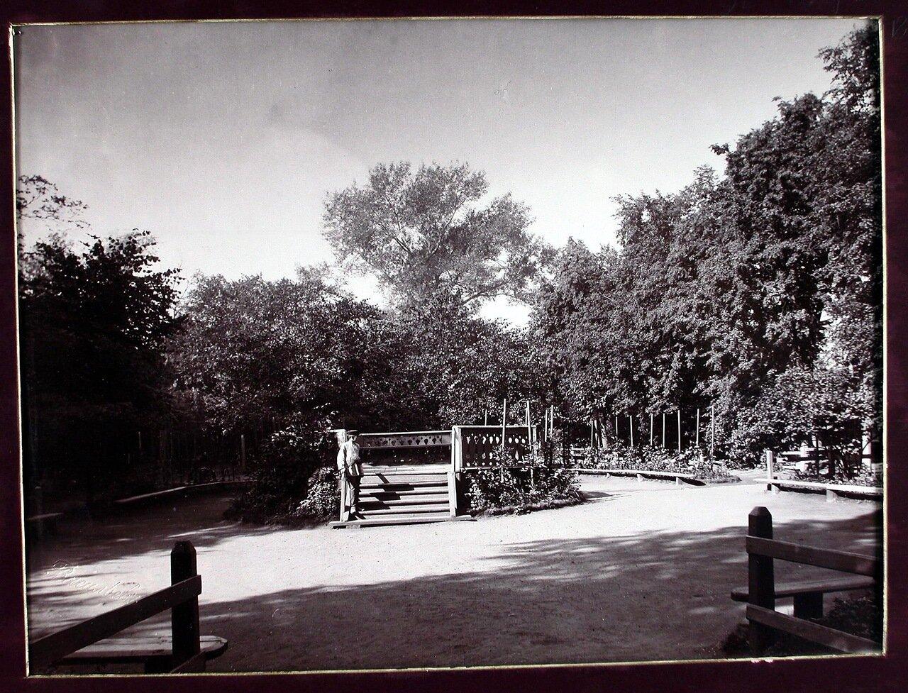 09. Один из участков городского общественного сада на р. Волге