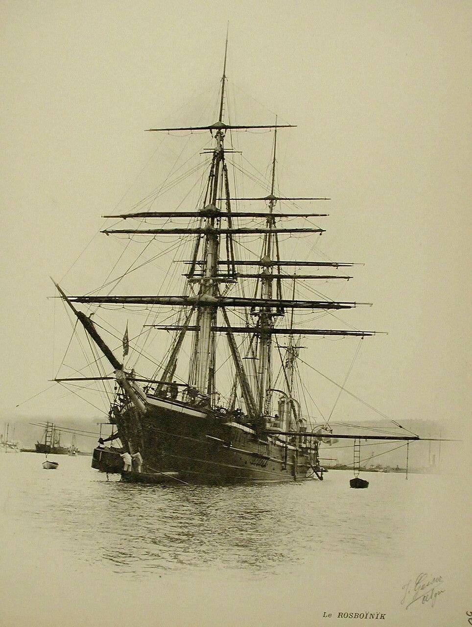 25. Вид корабля «Разбойник»