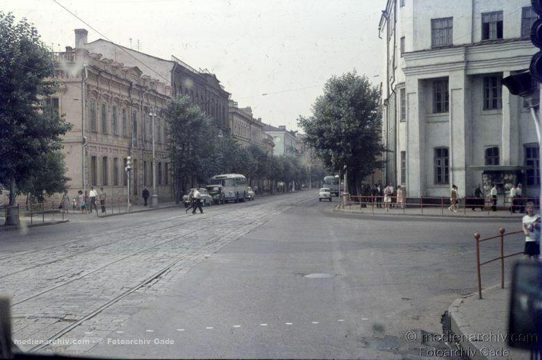 25. Перекресток улиц Ленина и Карла Маркса