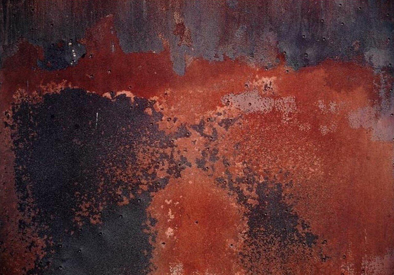 1970. Облако ржавчины