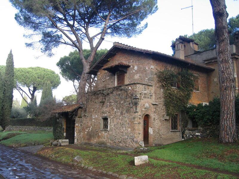 Дом на Аппиевой дороге