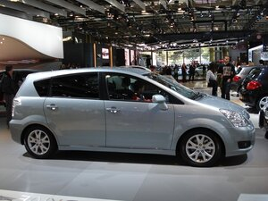 Toyota Corolla Verso