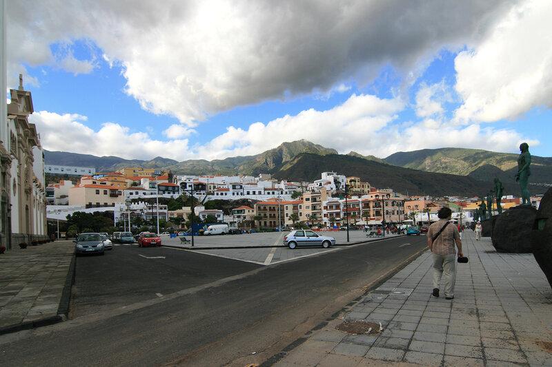 Тенерифе, Канделярия