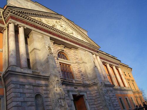 Михайловский (инженерный) дворец