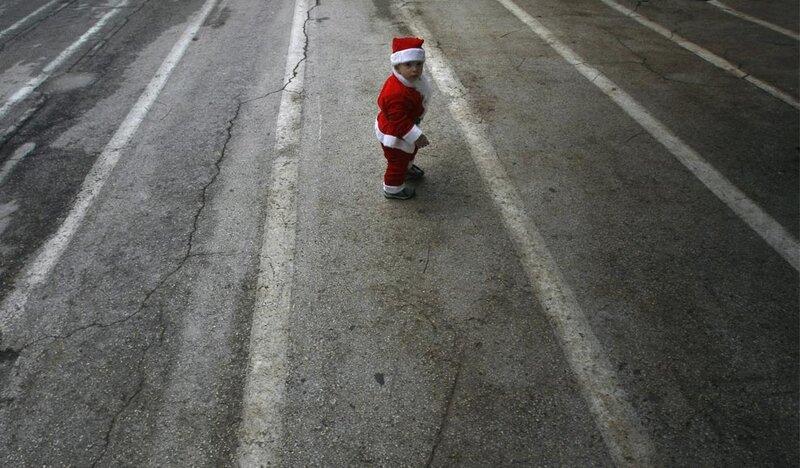 Конец Рождественских праздников