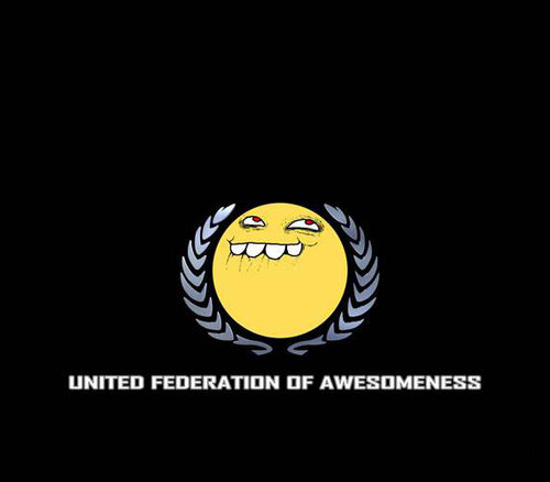 VA - United Federation Of Awesomeness