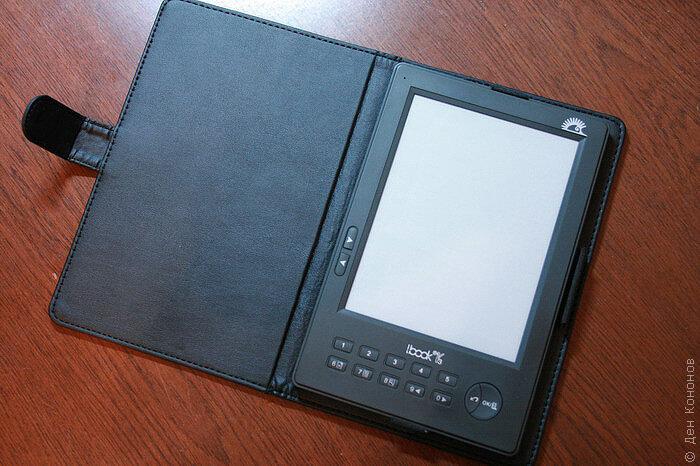LBook eReader V3, устройство для чтения электронных книг