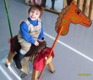 Омский краеведческий музей любит маленьких детей