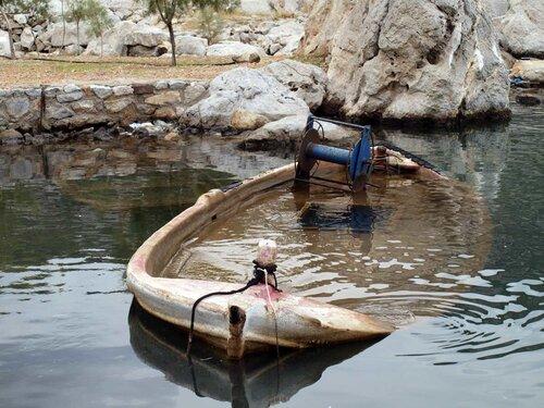 Греческая подводная лодка