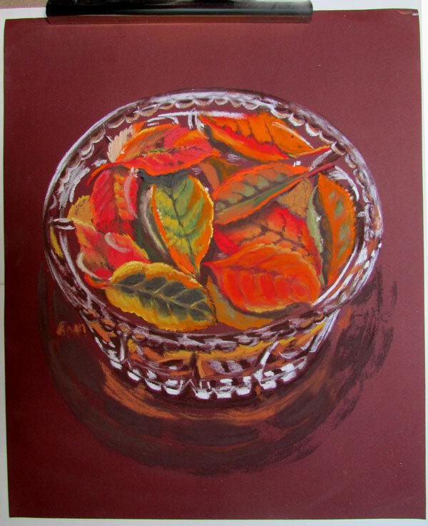 этюд с вишневыми листьями.jpg