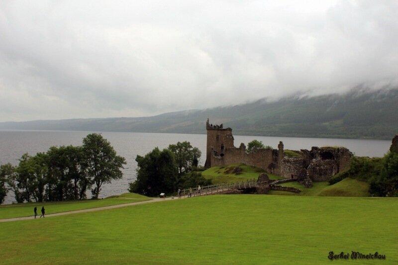 Urquhart Castle (Scotland)