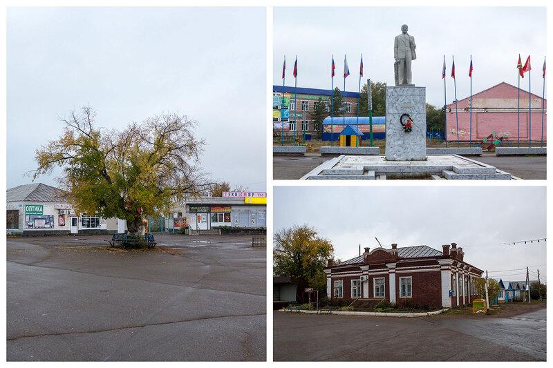 Самые интересные места в Октябрьском районе