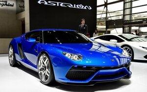 В Женеве Lamborghini покажет новый гибрид
