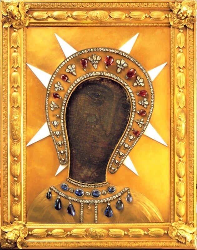 Филермская икона Божией Матери.