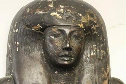 У британской пенсионерки обнаружили древнеегипетский саркофаг