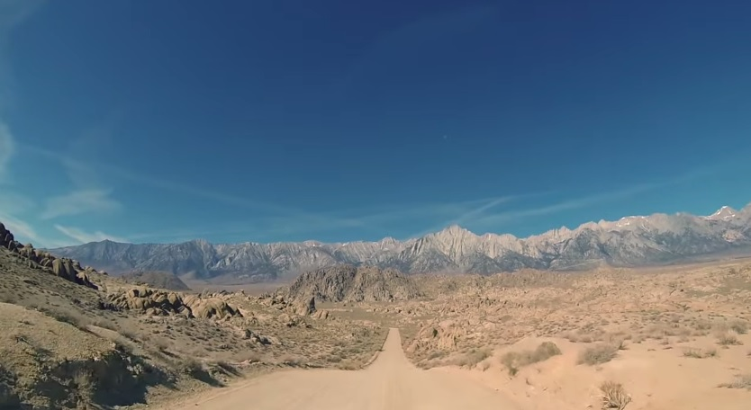 Путешествие по США с камерой GoPro hero 3