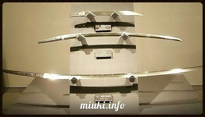 Катана Мурамаса - самый острый меч в мире