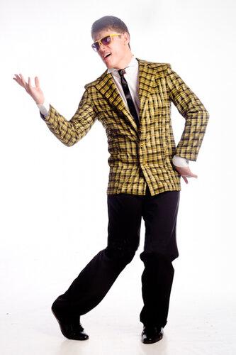Мужской карнавальный костюм Стиляжный