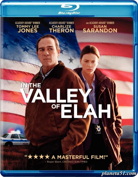 В долине Эла / In the Valley of Elah (2007/BDRip/HDRip) + AVC