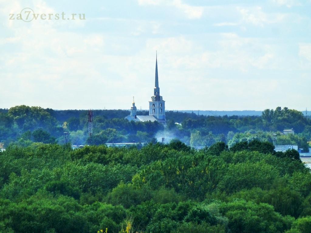 Храм святых апостолов Петра и Павла, Ярославль