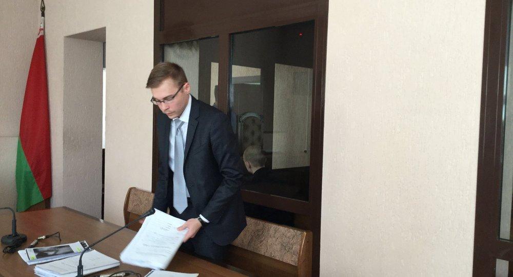Адвокат Руслан Яковлев