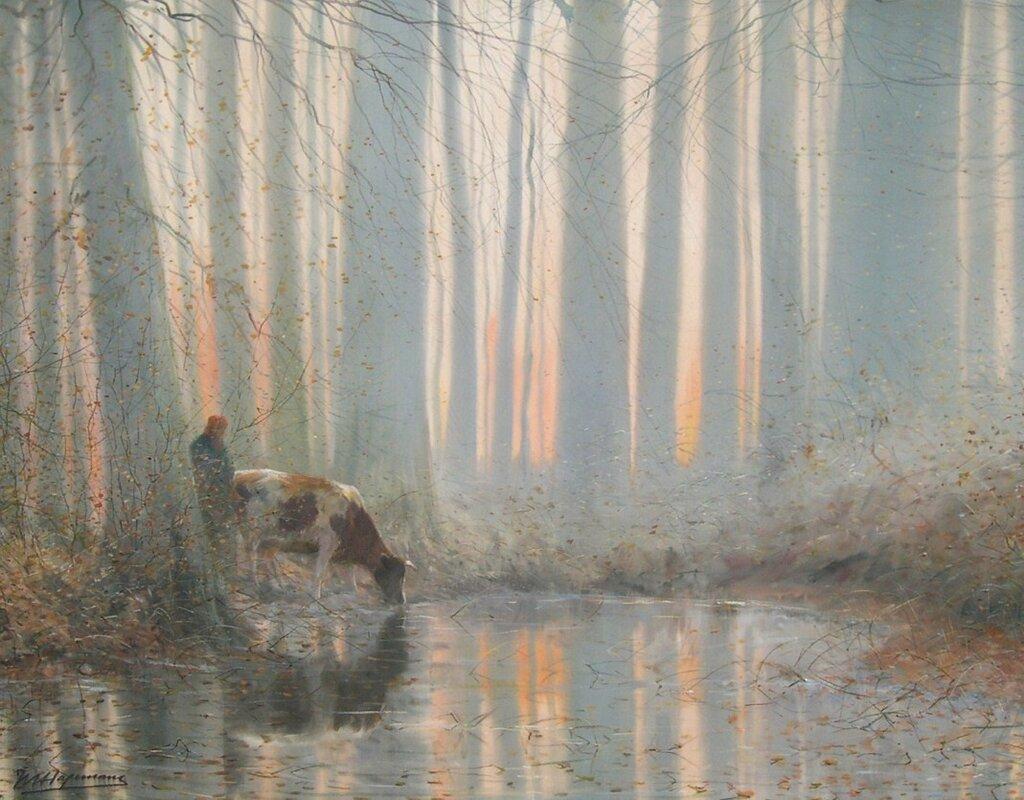 Maurice HAGEMANS -  Morning glory  - 63459-617.jpg