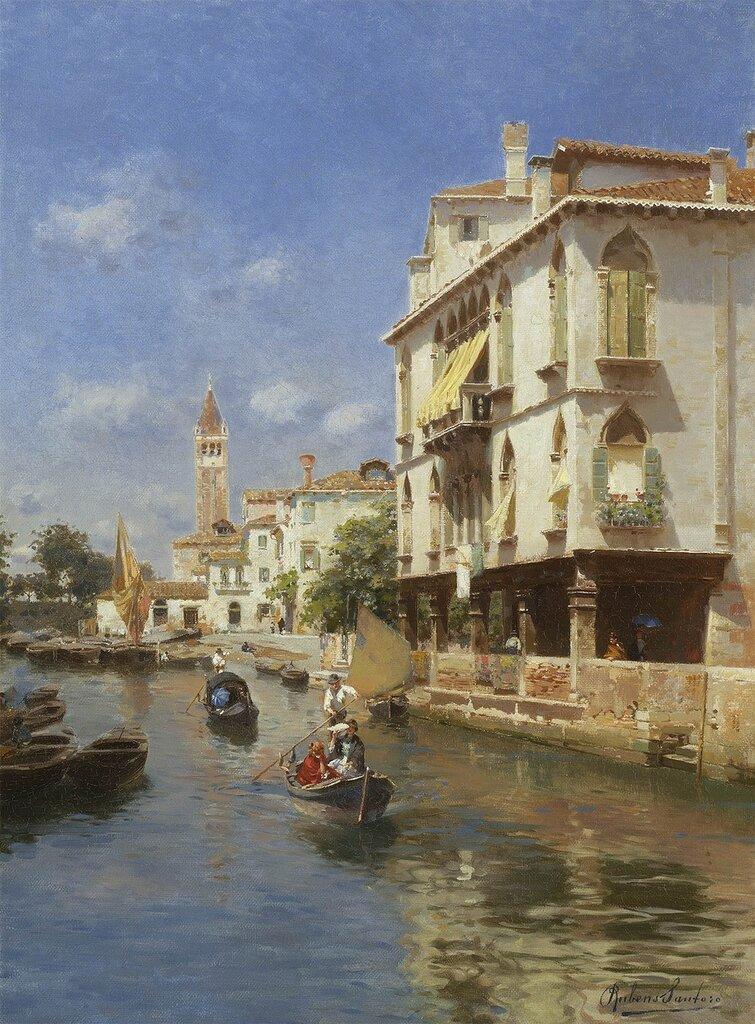 Rubens Santoro - Canale della Guerra, Venice - 28561-20.jpg