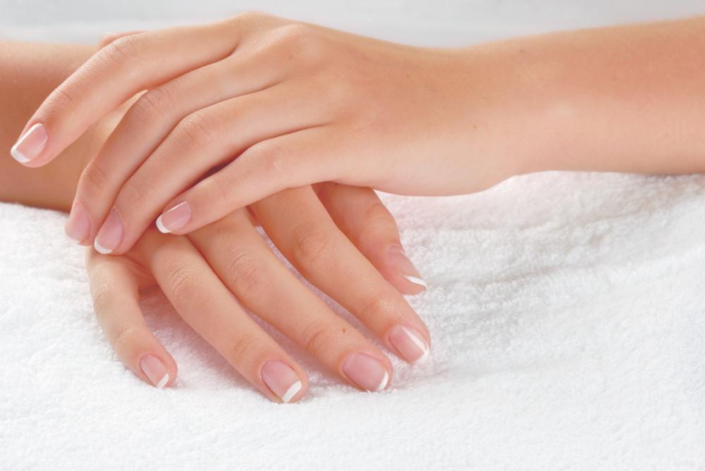 улучшить состояние ногтей