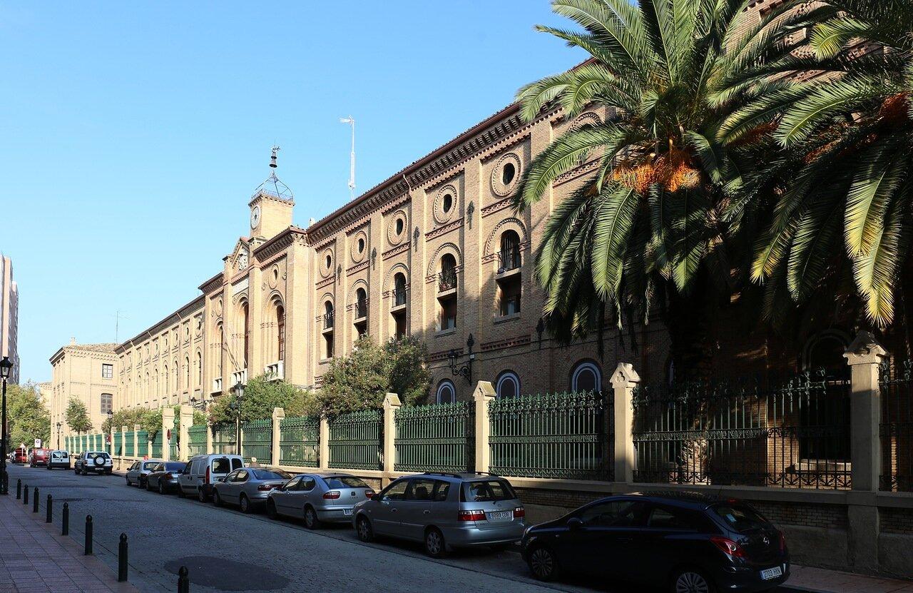 Casa de Amparo, Zaragoza