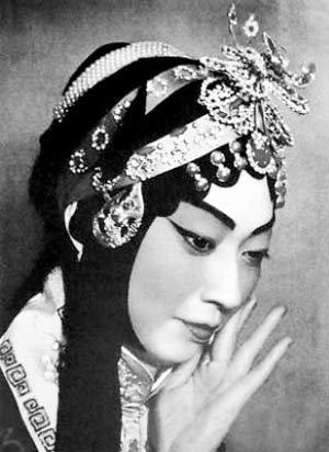 Мэй Ланфань. Пекинская опера.