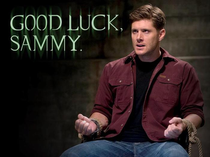 «Удачи, Сэм!» (фото эпизода 10.03 «Сверхъестественного»)