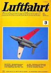 Журнал Luftfahrt International 1981-03