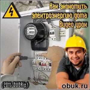Книга Как экономить электроэнергию дома. Видео урок (2011/DVDRip)